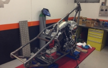 Bike in progress